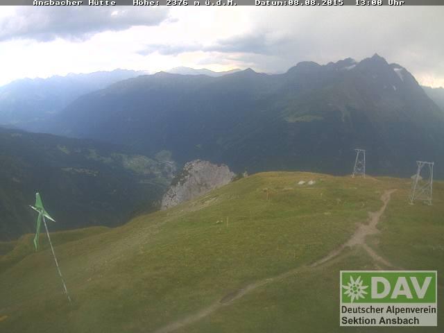 Ansbacher Hütte - Schnann am Arlberg